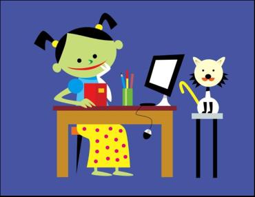 internet sehat untuk anak