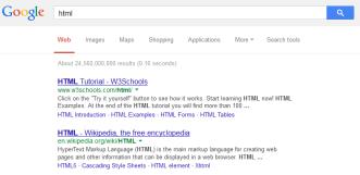 situs belajar html dan css