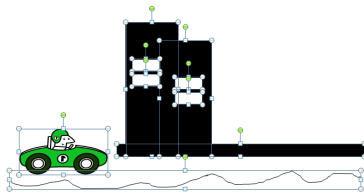 Trigurumetri Cara Membuat Animasi Mobil Berjalan Dengan Menggunakan Power Point