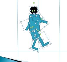 membuat animasi orang berjalan dengan powerpoint