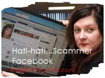 scammer facebook