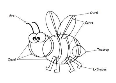 step 2 membuat karakte animasi di powerpoint