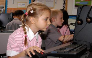 di lab komputer