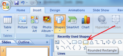 membuat loading di powerpoint 1