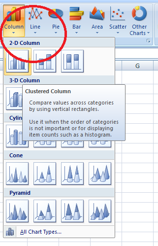 make chart in excel by tenjocity4