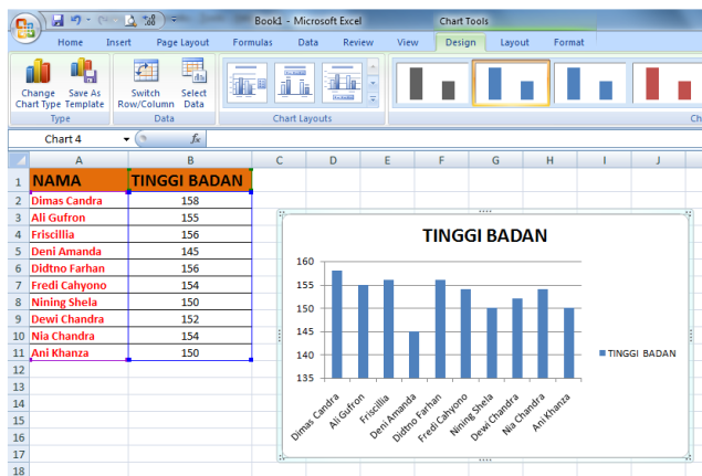 make chart in excel by tenjocity5